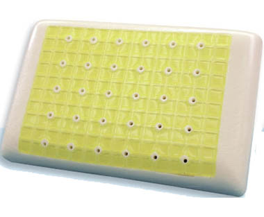 Memory Foam Traditional Ventilated Gel pillow