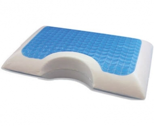 Memory Foam Gel Pillow For Neck Pain