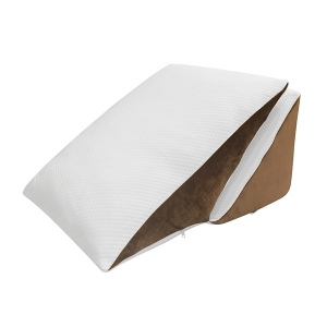 3-in-1 Memory Foam Flip Pillow