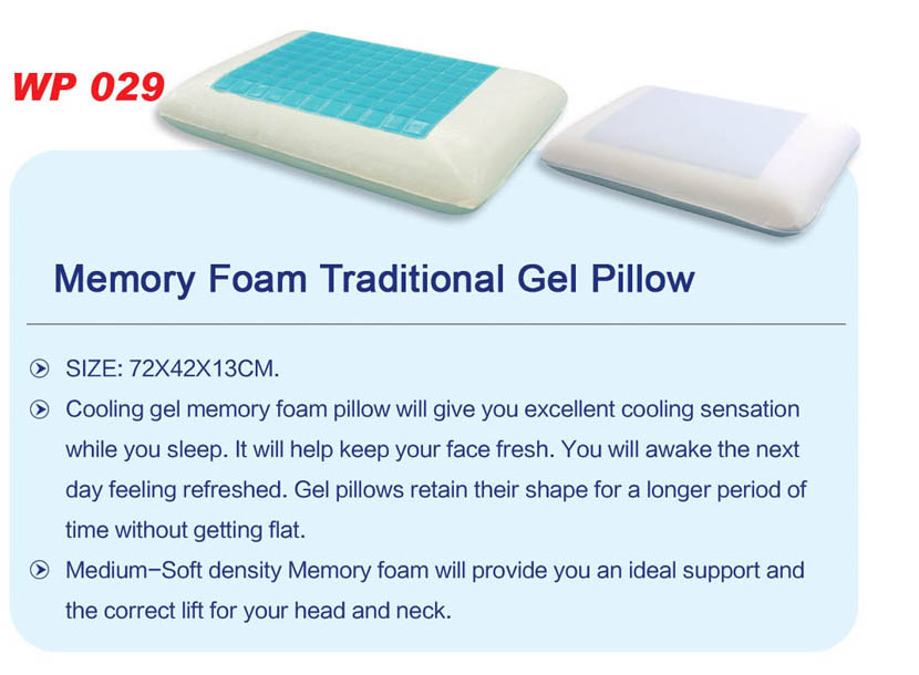 Memory Foam Traditional  Gel pillow.jpg