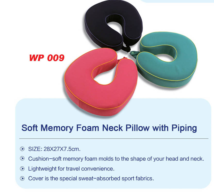 Soft Memory Foam Neck Pillow with Piping.jpg