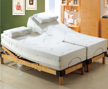 MA004 Butterfly Memory Foam Mattress (For adjustable Double Bed).jpg